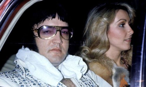 Elvis Presley: Linda Thompson shares rare photo with King – 'I haven't seen this before'