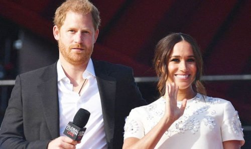 Royal Family LIVE: Meghan Harry criticised for 'acting like heads of state' in New York