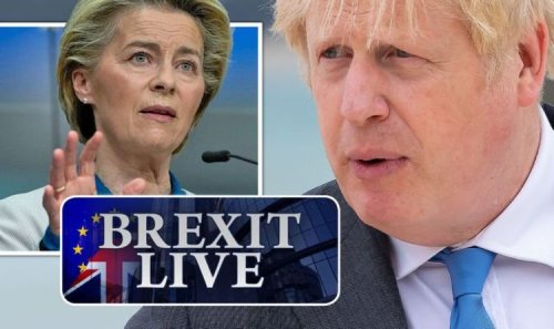 Brexit LIVE: EU plot exposed - bloc will call UK's bluff before surprise legal attack