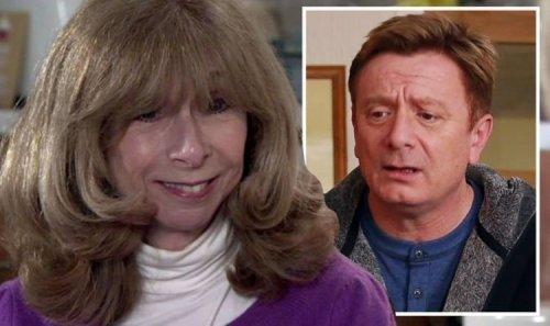 Coronation Street's Gail Platt returns to cobbles with ex-husband Martin in affair twist?
