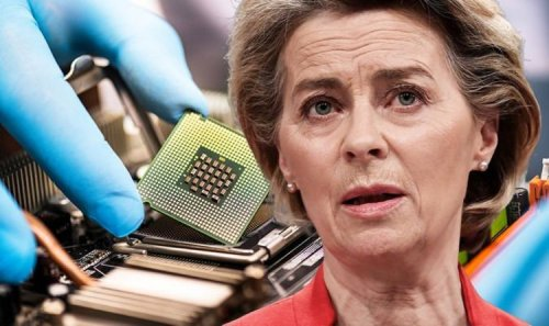 EU shoots itself in foot as plan to take on US manufacturing spectacularly backfires