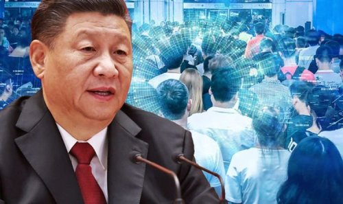 China creates 'hotline' to report citizens who attack state in eerie Orwellian power-grab