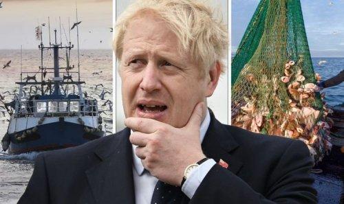 "Brexit fisheries fury: EU supertrawlers 'relentless"" in bid to exploit Britain's waters"