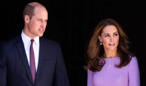 Prince William and Kate were left 'offended' by joke about Prince Harry