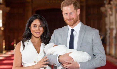 Meghan Markle and Harry 'contradicting themselves' with Lilibet Diana's birth announcement