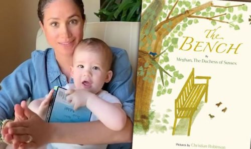 Meghan drawn into row: Children's authors attack publishers using celebrities like Duchess