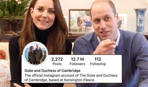 Prince William and Kate make crucial split from Harry and Meghan with subtle name change