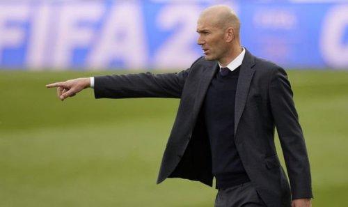 Zinedine Zidane has already given clear answer to taking Man Utd job
