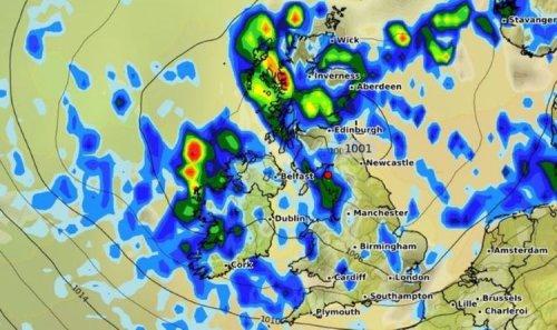 UK storm forecast LIVE: Terrifying warning issued over 'extreme dangers' of flash floods