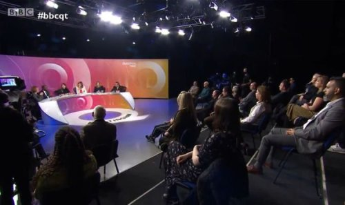 'Hate democracy' BBC Question Time sends Rejoiners into fury with rare pro-Brexit audience