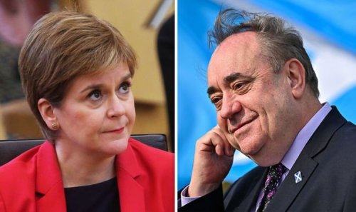 Nicola Sturgeon said there is 'debate to be had over monarchy' before Alex Salmond rebuke