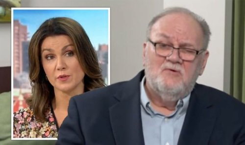 Good Morning Britain struck by Ofcom complaints after 'pathetic' Thomas Markle segment