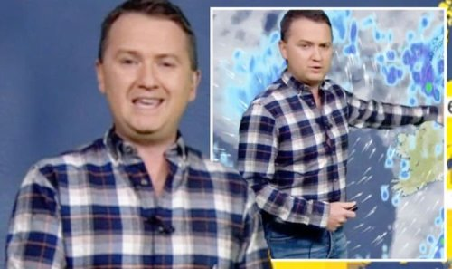 Countryfile fans distracted by Matt Taylor appearance in weather report: 'Why the need?'
