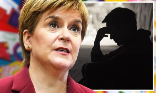 Sturgeon caves: SNP admits they could adopt Tory law after Scotland's drugs shame exposed