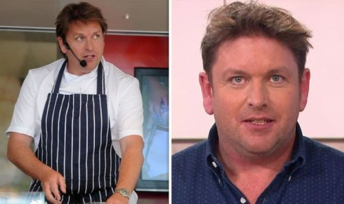 James Martin: Saturday Morning host has 'never read' a book amid learning disorder
