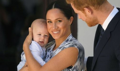 Archie Harrison title: Meghan and Harry told 'no chance until Prince Charles takes over'