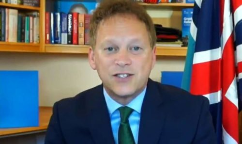'Yes, it's a good idea!' Grant Shapps throws support behind Covid passport at work