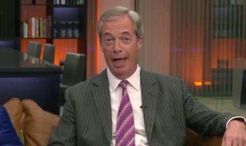 'He's only PM because of me!' Nigel Farage hails his Brexit Party impact on Boris Johnson