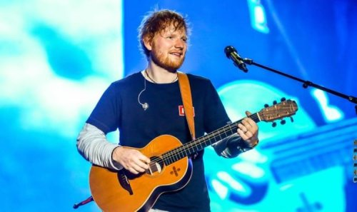 England squad given Ed Sheeran gig before Germany clash and fans all say the same thing