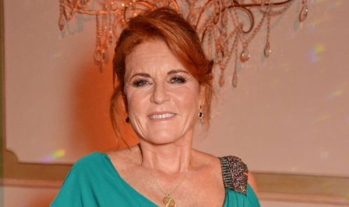 Sarah Ferguson cancels YouTube series for a week after Prince Philip's 'sad passing'