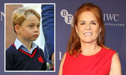 Sarah Ferguson welcomes new role - with special link to Prince George and Princess Eugenie
