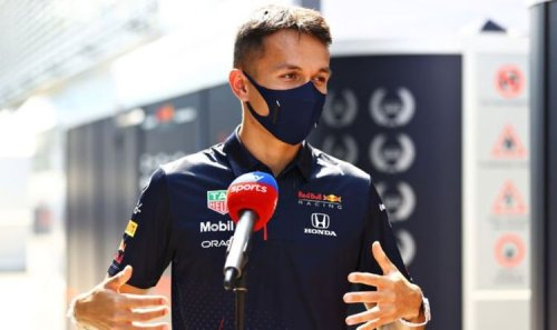 Alex Albon makes admission about Mercedes' Red Bull clauses in Williams F1 contract