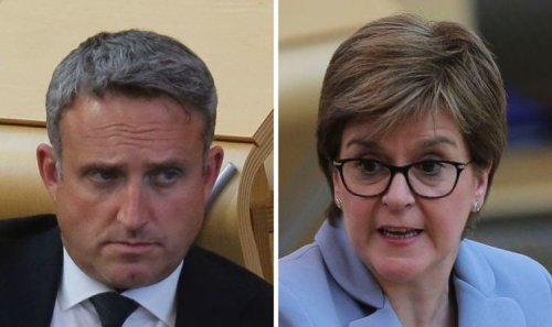 Sturgeon sparked Euro 2020 backlash with 'tacky and inappropriate' Scotland intervention
