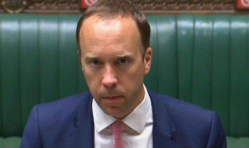 Matt Hancock 'left to pick up pieces' - Speaker sparks MPs' laughter with brutal Boris dig