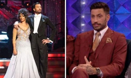 Strictly Come Dancing's Giovanni Pernice to swap dancing for the big screen in career move