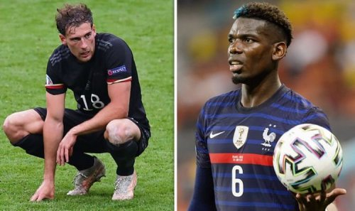 Leon Goretzka backed to make Man Utd better for two reasons after Paul Pogba transfer exit