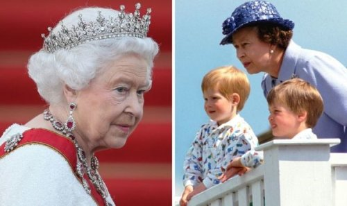 Queen heartbreak after she felt 'torn' between 'being a grandmother' and being the monarch
