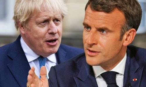 'Hang your head in shame' Brexiteer savages Macron's 'shocking' ignorance after Boris spat