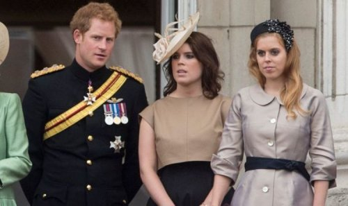Prince Harry alienates Eugenie and Beatrice as sisters 'stunned' by Duke's behaviour