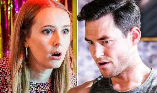 EastEnders' Frankie Lewis and Zack Hudson embark on affair in cruel revenge twist?