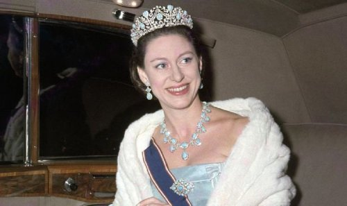 Princess Margaret's 'chainsmoking' morning rituals ensured a leisurely start to the day