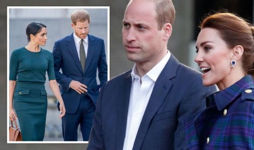 Prince William and Kate's 'idyllic family life' image could be undone by Harry and Meghan