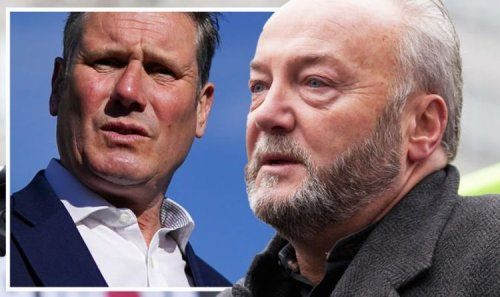 George Galloway vows to deliver finishing blow to Labour in new vote - 'Starmer must go!'