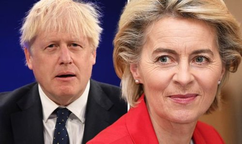 Brexit cave-in? Boris ready to compromise with EU over European court role in deal