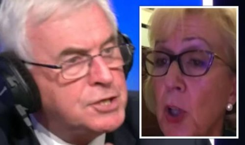 Andrea Leadsom takes on 'ranting' John McDonnell as LBC panel turns on Tory 'I'm offended'