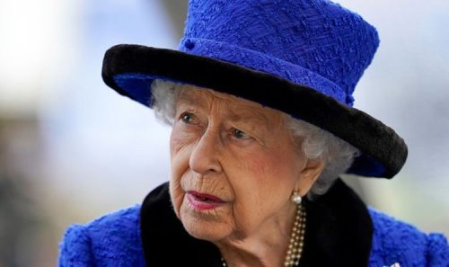 Queen faced 'incredibly busy weeks' before medical intervention 'She's 95!'