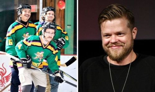 The Mighty Ducks guest stars open up on getting back on the ice 'Felt like a kid again'