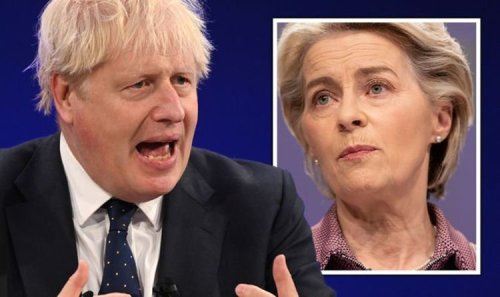 Boris goes nuclear: Article 16 committee drawn up as UK loses patience with EU