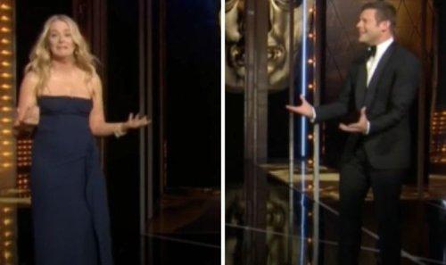BAFTAs sees Dermot O'Leary feeling awkward after Edith Bowman blunder 'high stakes'