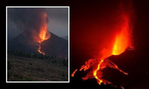 La Palma volcano fears over magma 'recharging' as 50 earthquakes rock Canary Island