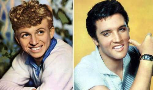 Elvis: The surprising truth about that 'secret visit' to London in 1968 with Tommy Steele