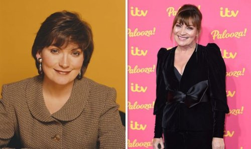 Lorraine Kelly talks 'growing into her looks' as ITV host addresses life after menopause