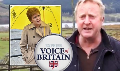 Scottish farmer destroys SNP's independence dream: 'Lovely idea to a 14-year-old!'