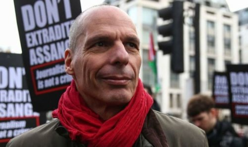 Inept campaign! Yanis Varoufakis rages at EU and Remainers' 'contempt' for Brexit voters