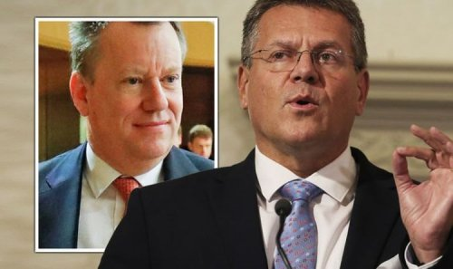 Brexit LIVE: Frost and Sefcovic hold crunch talks on phone as Article 16 deadline looms
