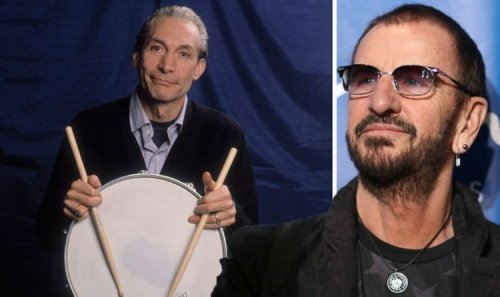 Ringo Starr's cheeky dig at difficult Rolling Stones 'Charlie kept them together!'